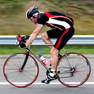 knee pain riding bicycle